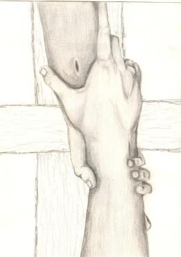 Healing Hand-Up Ministries Logo